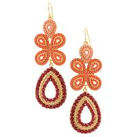 Capri Chandelier Earrings
