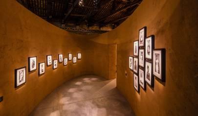David Adjaye used Ghanian mud to design the pavilion at the Venice Art Biennale