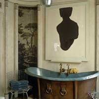 Bathroom Wall Mural - Bathroom Design Ideas