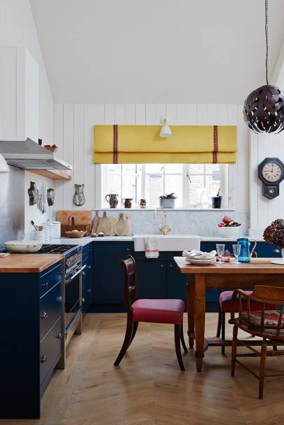 Kitchen - Mews House in London