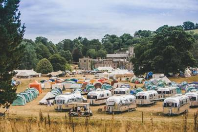 Port Eliot Festival, Cornwall, July