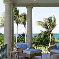 Terrace - Bahamas Beach House