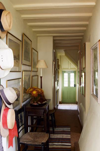 Converted Barn - Hallway