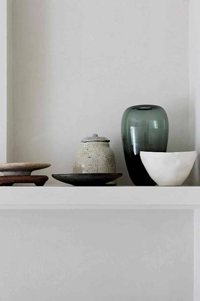 Ceramics - Architect's Pale Family Home