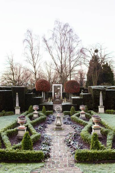 Silver Jubilee Garden