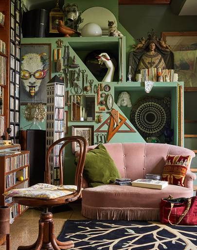 How To Do The Maximalism Trend House Garden