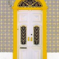 Yellow Tile Brazil - Door J'adore
