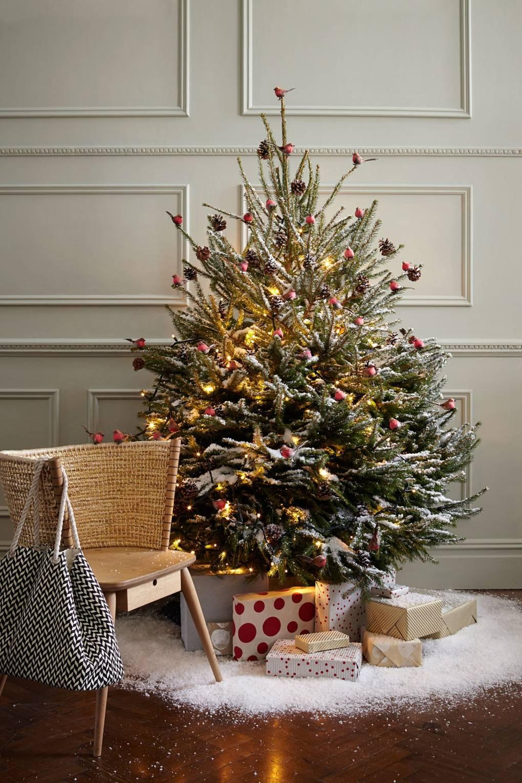 Christmas Tree Decorations House Garden