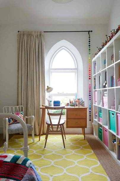Kid's Bedroom - Somerset Chapel Conversion