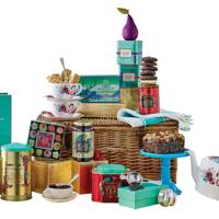 Fortnum & Mason's Christmas Tea Hamper, £150