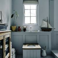 Traditional Small Bathroom