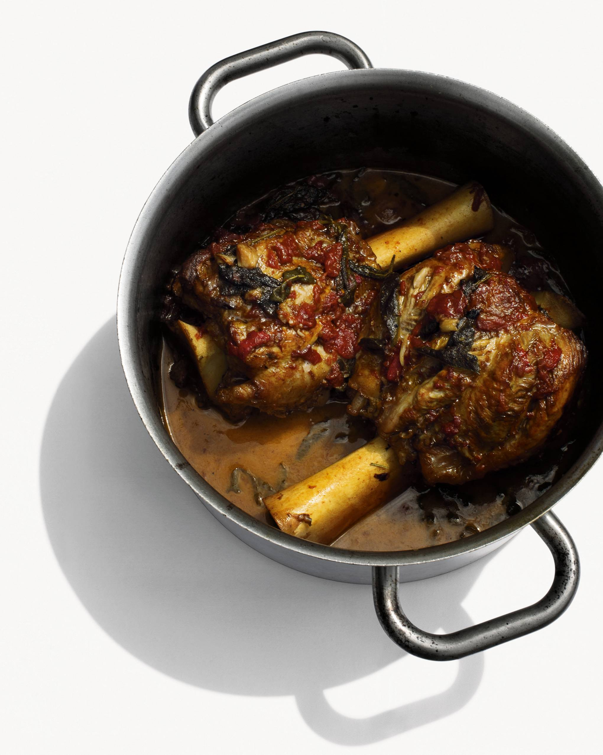 Slow cooked veal recipe from the River Cafe cookbook - slow cooker ...