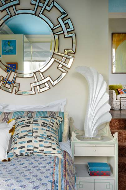 Small bedroom Wall Mirror