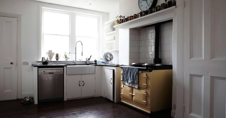 Kitchen With Aga Kitchen Design Ideas Kitchen Decor