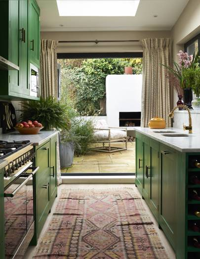 Terrace House Kitchen Design Ideas Inspiration Small Garden Ideas Design House Garden 2887 7