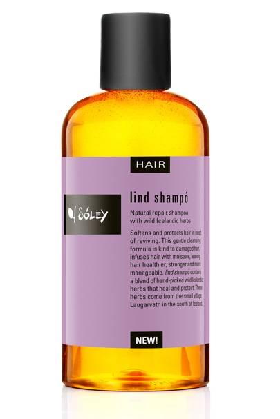 June 24: Sóley Organics Lind shampoo, £17