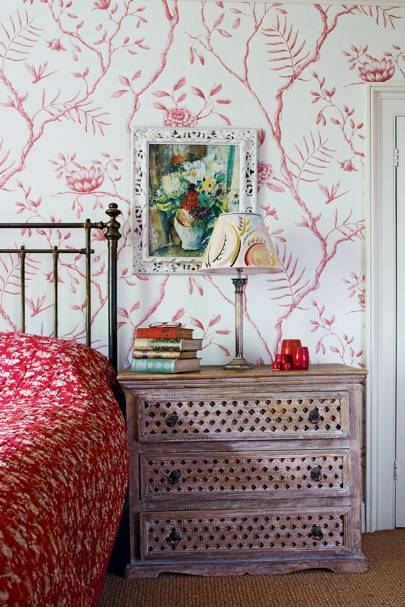 Quilt & Pattern Prints – Bedroom Decorating Ideas – Design