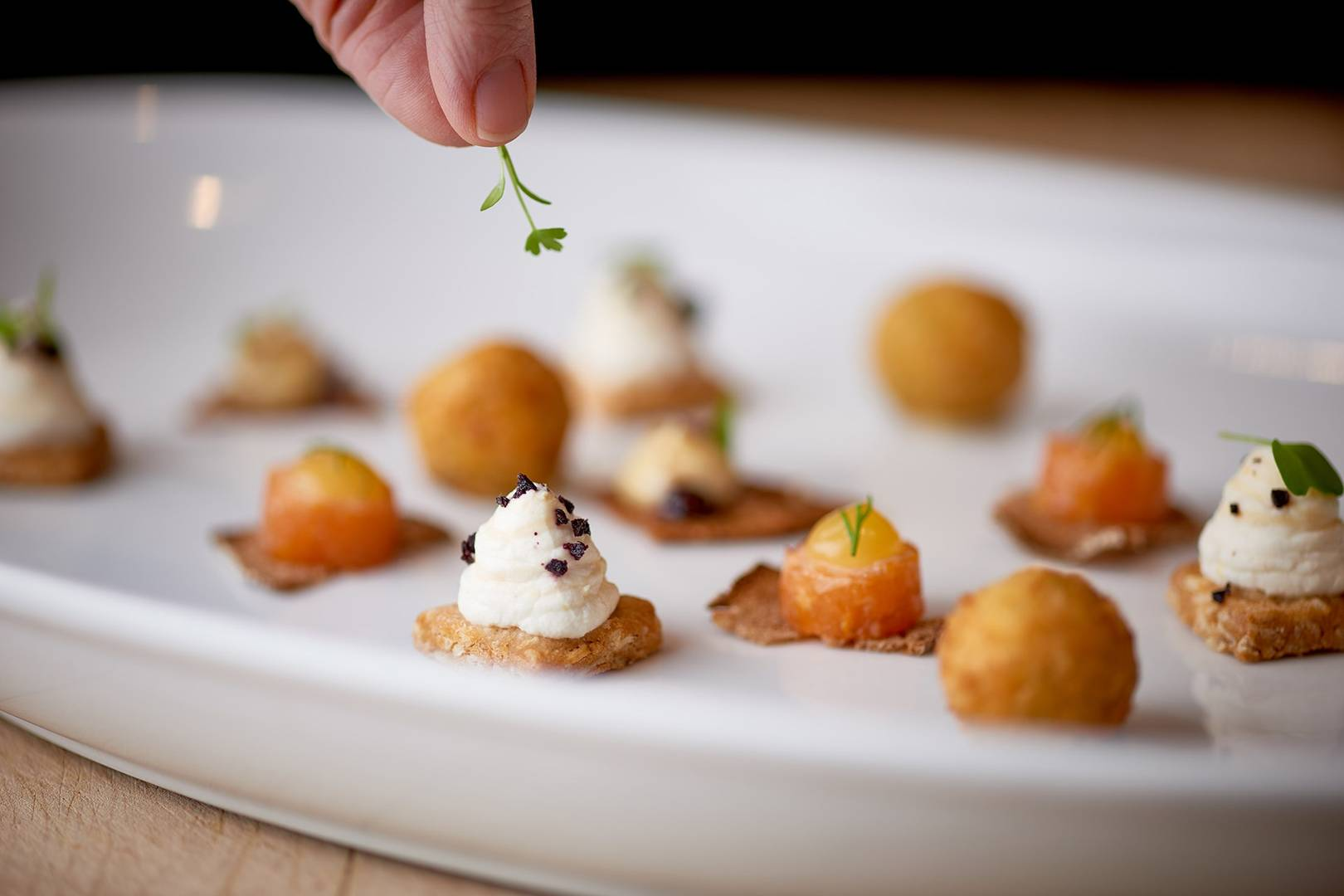 Cookery Courses Oxfordshire Canapé Making Raymond Blanc Cookery School |  House U0026 Garden