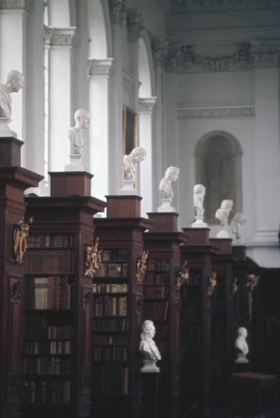 Wren Library, Trinity College, Cambridge