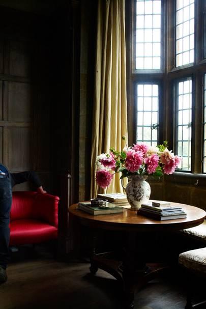 Corner - Wardington Manor