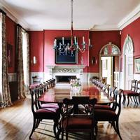 Dining Room - Restored Georgian House in Somerset