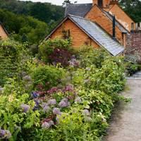 Arne Maynards Monmouthshire Garden Allt Y Bela House Garden