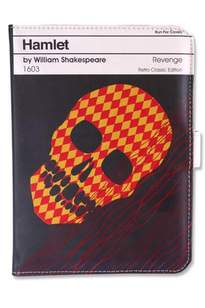 Hamlet E-Reader Cover