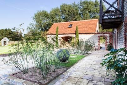 Garden - Country Barn Conversion