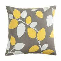 Modern Country Leaf Cushion