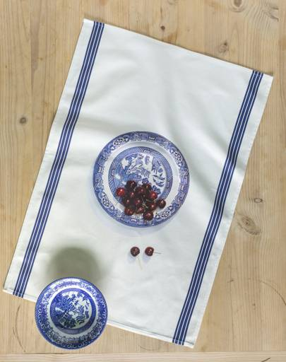 Bowl Of Cherries Tea Towel, £6.50