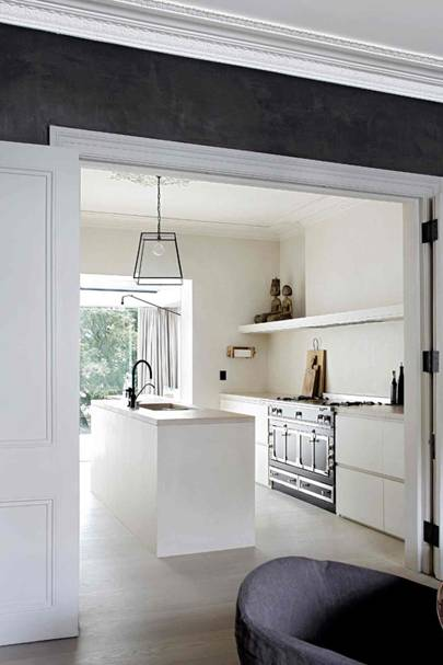 Kitchen - Architect's Pale Family Home