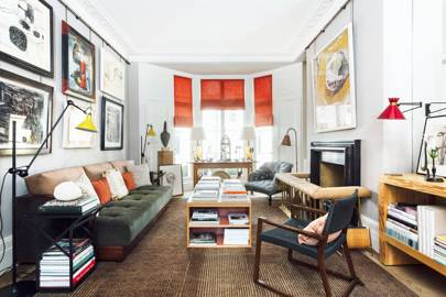 Sarah Graham London - Living Room