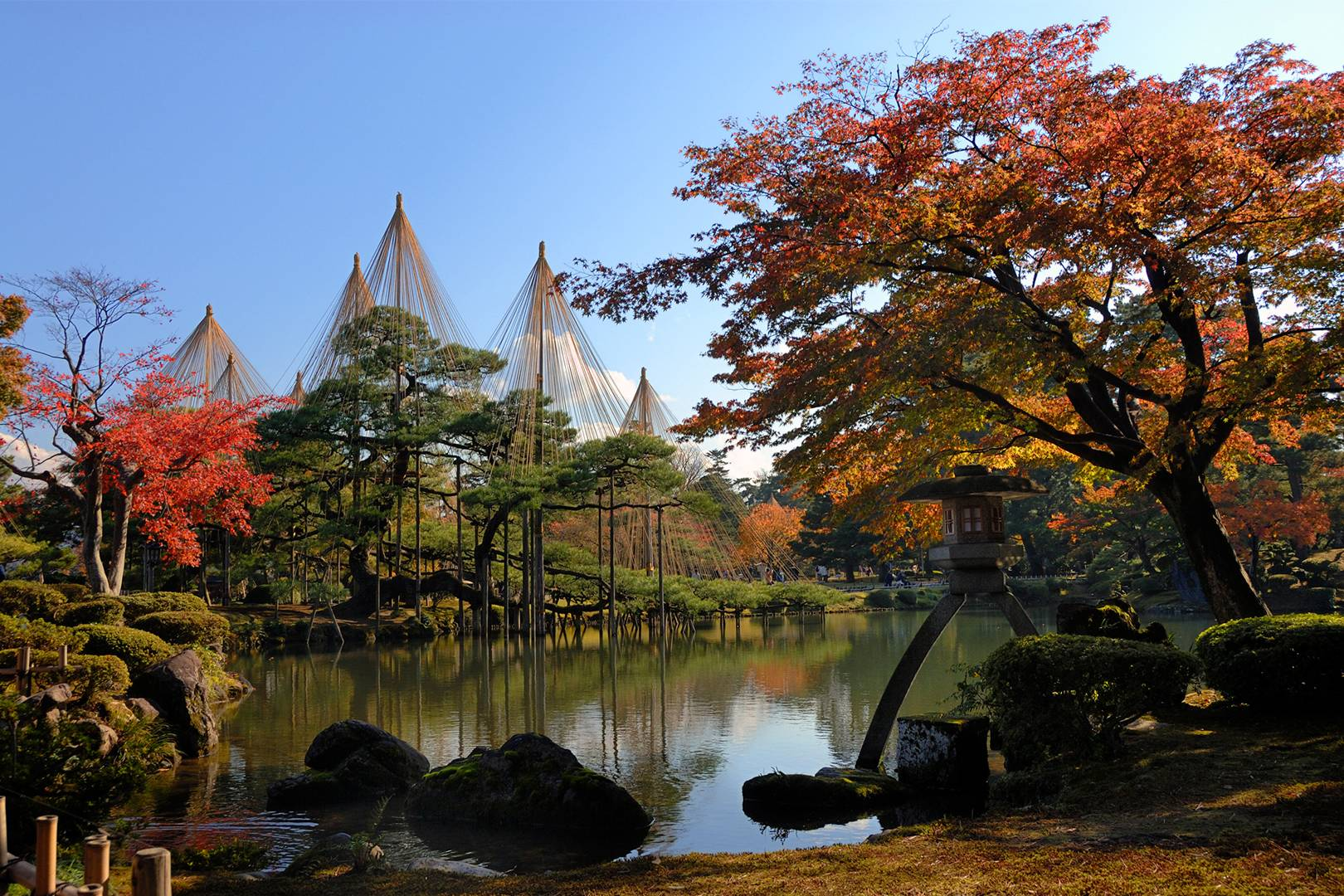 Explore the traditional heritage of Japan on a trip to Tokyo and scenic Ishikawa