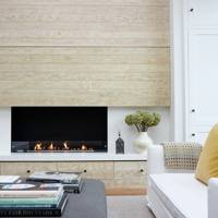 Fireplace - Modern Victorian Oxford House