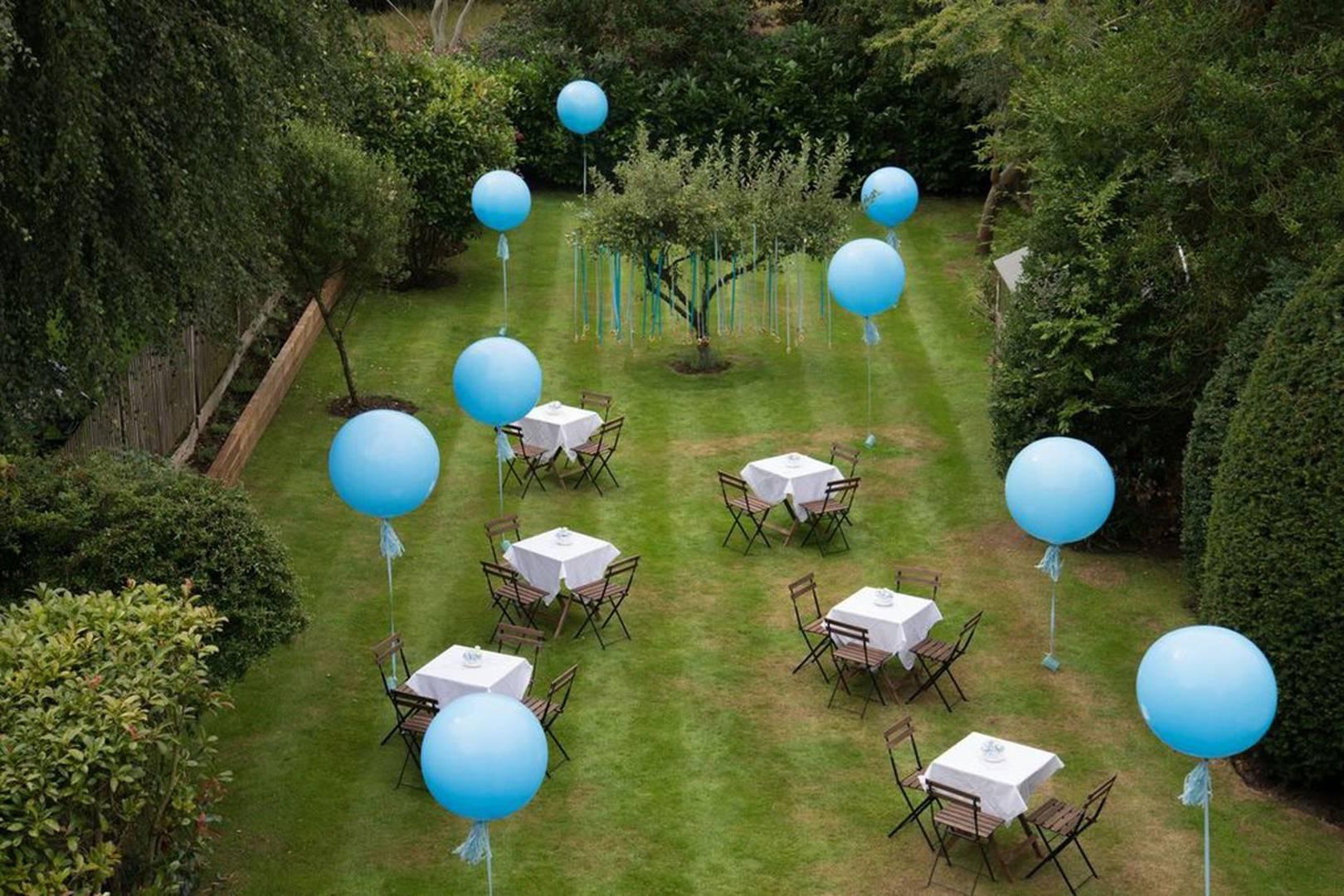 Summer Garden Party Ideas & Games | House & Garden