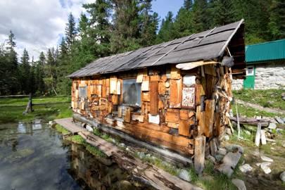 Siberian Cabin