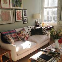 Bloomsbury living room