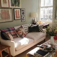 Bloomsbury living room