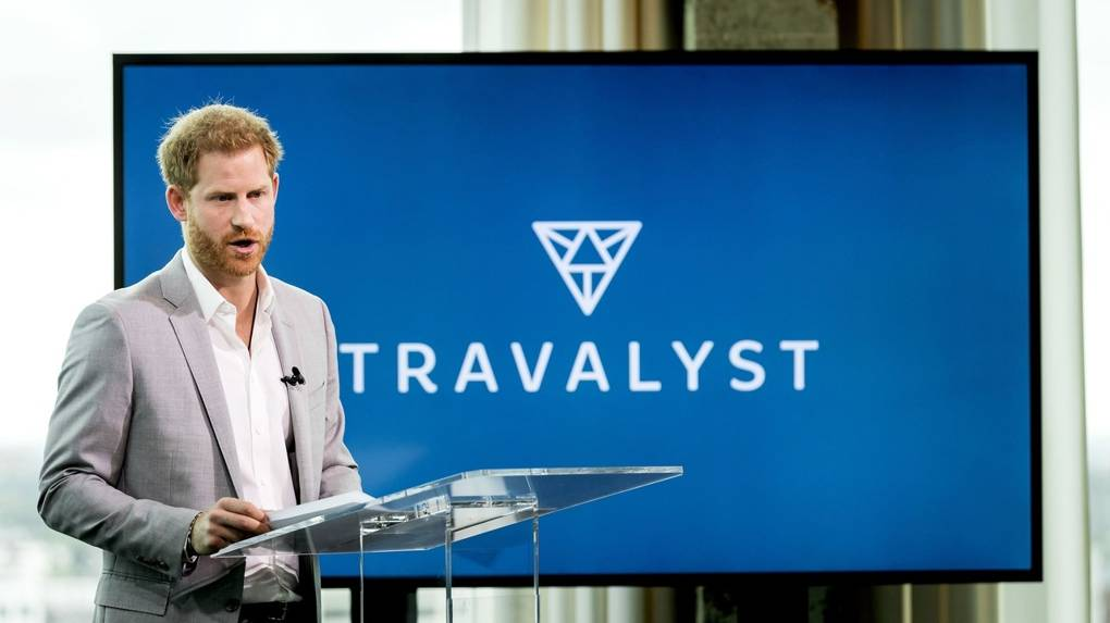 Prince Harry is launching a sustainable travel initiative called Travalyst