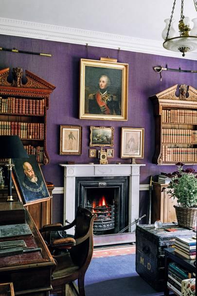 Bookshelves as Art