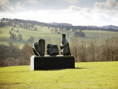 Yorkshire Sculpture International 2019, until September 29