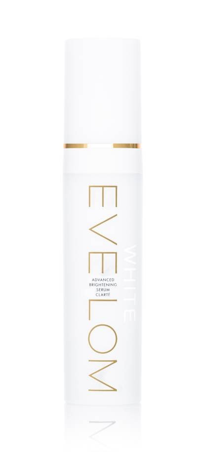 March 28: EVE LOM WHITE Advanced Brightening Serum 30ml, £120.00