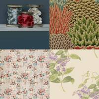Fabrics and Wallpaper