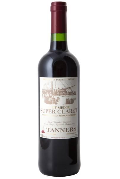 Tanners Super Claret 2012