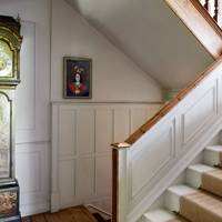 Georgian House Stairs - Max Rollitt