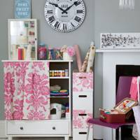 Turn a Bookcase into a Craft Cupboard