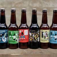 Partizan Brewing Beers