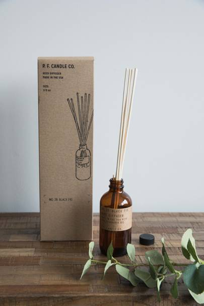 12. P.F Candle Co. No.26 Black Fig Reed Diffuser