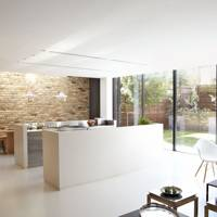 Freestanding White Kitchen