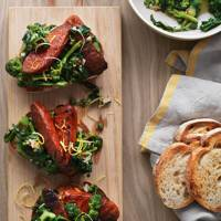 Toast Toppers – Easy Bruschetta & Crostini Recipes